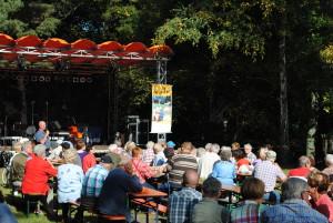 Die Tierparade des Zoo Eberswalde war auch wieder dabei